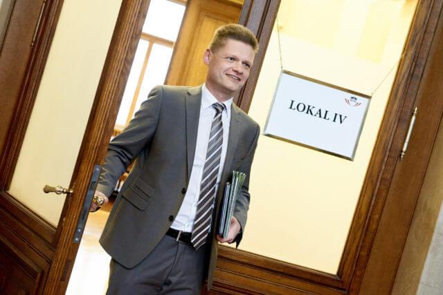 Andreas Hanger - Abgeordneter zum Nationalrat